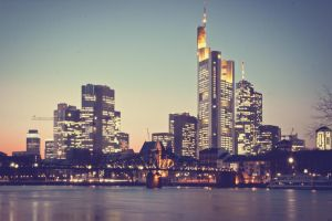 Frankfurt Skyline by Markus-Photo
