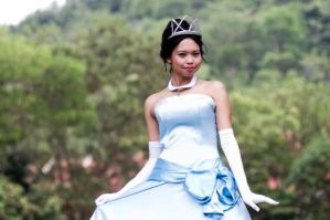 Tiana, Princess and The Frog by ardenilia