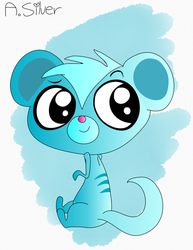 LPS cute Sunil by Ponygirlgreaser