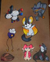 Marker pokes by Wotisthis