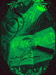 A Study In Emerald by azimutth