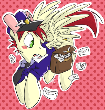 Special Delivery by CleppyClep