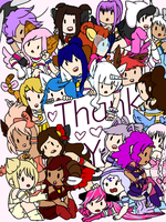 | Thank You | by Lemon-Lark