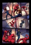 Night Wolf Comic Book Issue #2 Page 12 Colors by RAM-Horn