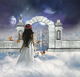Lost in heaven by MariamShades