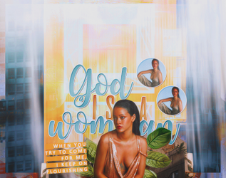 God is a Woman | Chapter by sandranoqui