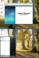 Aero Seven 1.5 by WindowsNET