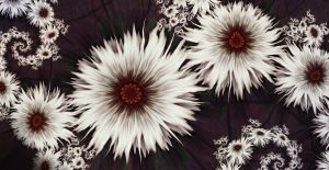 Daisy Chain by aartika-fractal-art