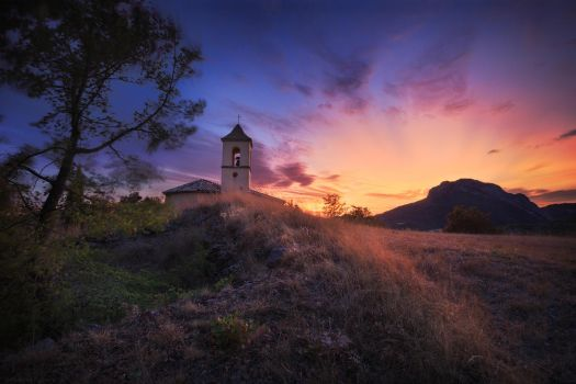 Southern Church by FlorentCourty