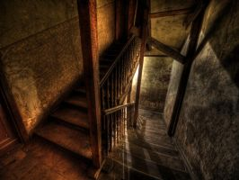 Stairway by kubica