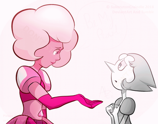 Be My Pearl by SukerutonCraindle