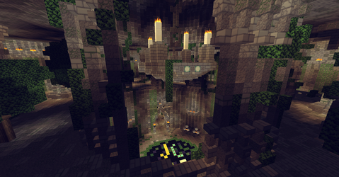 Hunger Games Lobby by JumanjiCraft