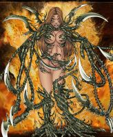 The Witchblade by bushidodemon