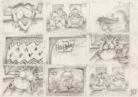 T and H Storyboard 10 by pickassoreborn