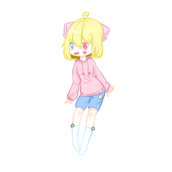 Melona new style by MelonaAngle