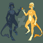 vernid adopt auction SB: 3$ 300p by nerfusia