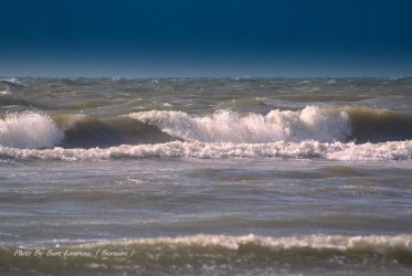 Our North Sea = Belgium. by Bermiro