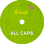ALL CAPS cd by phantomtales