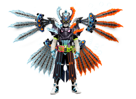 Kamen Rider Brave - Taddle Chaos lvl 999 by tuanenam
