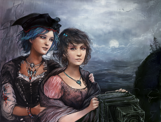 Weathering the Storm by firefly-wp