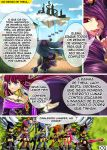 Fanfic Grand Chase ~ Legend Of BLACKMOON 2/9 by YarickArt