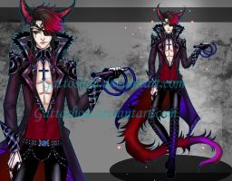 MALE ADOPT 111 [ Auction ] [ CLOSED ] by GattoAdopts