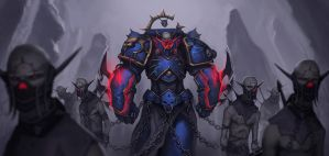 Night Lord by MyDeads
