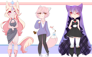 10DA Adopt Batch 1 (Closed!!) by Ryis