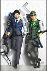 Scion Brothers by MaeMaeTwin