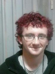 So i dyed my hair red by MenelausII