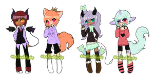 Adopt Batch #20 {{OPEN}} by PikabooAdopts