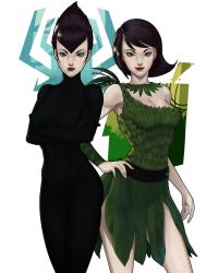 Ashi Old and New by Gearfreed