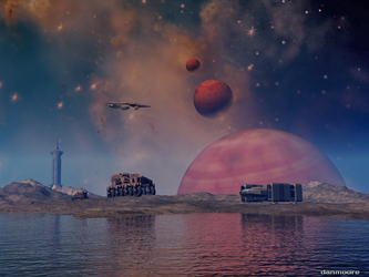 New Colony 1 by danmoore
