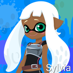 Sylvia (14 Years Old, Inkling Form) by Brightsworth-Heroes