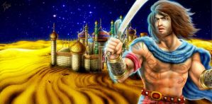 PRINCE OF PERSIA by DIOSCUROS87