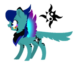 New Look My Oc by WIKUNIAK2