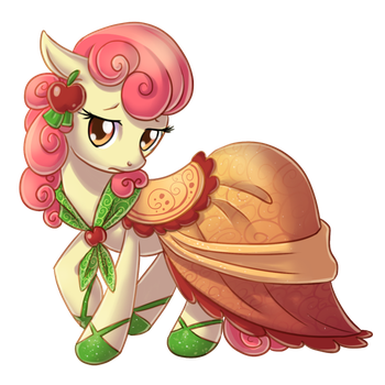 Apple Bumpkin by ShinePawPony