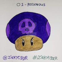 01 - Poisonous by tawilkinson