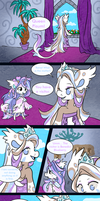 Blessed - A BagBean Comic by QviCreations