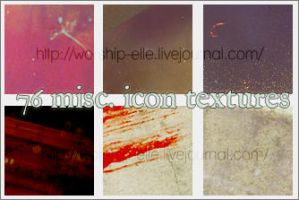 Icon Texture Set 009 by ssaya