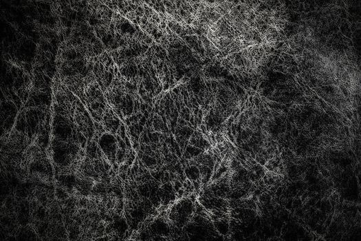 black leather abstract texture by beckas