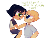 Claim a pairing: Angry cutie by yosuehere