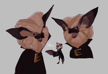 Townsend concepts by AshKerins