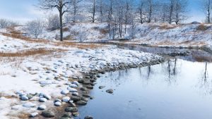 Bend of the River Seasons (Img2) by Andrey79