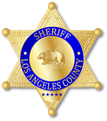 Los Angeles Sheriff Badge by tempest790