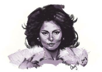 Pam Grier by Swarelle
