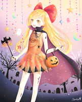 Happy Halloween by ShiraKyandii