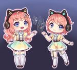 [305]  Musical Kitties by luce1301