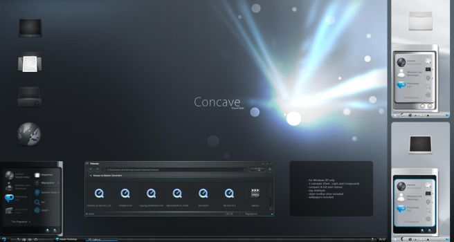 Concave VS by alperyesiltas