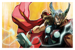 Thor by Peter-v-Nguyen